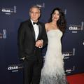 Amal Clooney, Lily-Rose Depp, Isabelle Huppert : les plus belles robes des César 2017