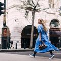 Fashion Week : les Londoniennes défient le froid dans la rue