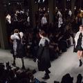 Fashion week de Londres : une collection très sculpturale chez Burberry