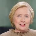 """Hillary Clinton : """"L'avenir, ce sont les femmes"""""""