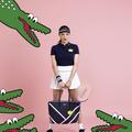 La collection Lacoste x Yazbukey nous donne des envies de tennis débridé