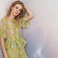 Natalia Vodianova égérie de la ligne Conscious de H&M