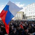 À Moscou, la photo d'une Russe arrêtée lors d'une manifestation devient virale