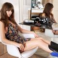 Boudoirs, appartements, suites de luxe…, les nouveaux salons de coiffure
