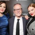 """Les stars fêtent le cinéma avec """"Madame Figaro"""""""