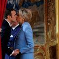 """Emmanuel Macron et sa tribu """"de cœur"""" à l'Élysée"""