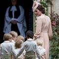 Kate Middleton, mère attentive et sœur bienveillante au mariage de Pippa