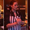 Mais que fait Marion Cotillard dans les cuisines du Silencio à Cannes ?