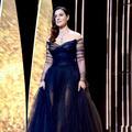 Retour sur... Monica Bellucci, tout en transparence sur la scène du palais du Festival de Cannes 2017