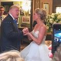 Donald Trump s'incruste à un mariage dans le New Jersey