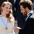 Jessica Chastain s'est mariée en Italie
