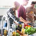 Du veau, de l'eau de coco, des douceurs sans gluten... Quoi de neuf en cuisine?