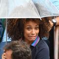 Les people à Roland-Garros : entre bâillements et baisers