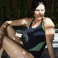 """Therese Alshammar : """"Le sport m'a aidé à supporter la douleur pendant l'accouchement"""""""