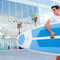 Vue sur la mer, open space zen et cours de paddle... Bienvenue au siège de Desigual
