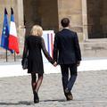 En images, la classe politique rend hommage à Simone Veil