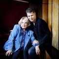 """Jeanne Moreau et Etienne Daho : """"Nous sommes de la même famille"""""""