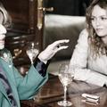 Jeanne Moreau et Vanessa Paradis : les retrouvailles