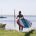 Nature, pagaie, yoga : les randonnées bien-être en stand up paddle