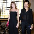 Carla Bruni, Laetitia Casta, Sofia Coppola : le cinéma rencontre la mode à la Fashion Week