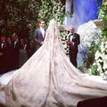 Robe de rêve et concert de Lady Gaga... L'extravagant mariage russe à 10 millions de dollars