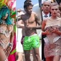 Rihanna, Robert Pattison, Neymar : la semaine people
