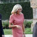 Brigitte Macron et Bernadette Chirac ont déjeuné ensemble en toute intimité