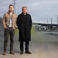 Harrison Fordet Ryan Gosling, l'icône et le jeune premier du cinéma américain