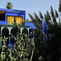 """Les """"années Marrakech"""" dans les pas de Pierre Bergé et Yves Saint Laurent"""