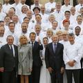 Chefs à l'Élysée, boisson au miel et bar caché, quoi de neuf en cuisine ?