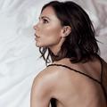 Victoria Beckham imagine son mascara parfait pour Estée Lauder