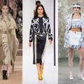 Chanel, Alexander McQueen, Hermès... La mode grandeur nature de la Fashion Week