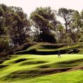 Le golf provençal de Barbaroux