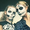 Halloween : 20 idées de maquillage pour petits et grands inspirées des stars