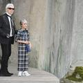 Qui est Hudson Kroenig, le petit protégé de Karl Lagerfeld ?