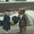 Les oursons mascottes de Heathrow vous souhaitent un joyeux Noël