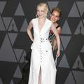 "Jennifer Lawrence, Emma Stone, Diane Kruger... Le très chic ""red carpet"" des Governors Awards 2017"