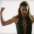 """Doutzen Kroes, Kendall Jenner, Gigi Hadid : les top models transpirent pour """"Love Magazine"""""""