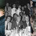 Johnny Hallyday, l'homme de la nuit et l'ami des stars