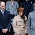 Meghan Markle célèbre son premier Noël royal