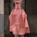 """Des """"porcs"""" sur les podiums de la Fashion Week homme de Paris"""