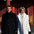 La déclaration d'Emmanuel Macron à son épouse en marge de Davos