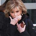 """""""Le monde s'effondre, alors qu'est-ce qu'une lèvre?"""", ou la phrase de Jane Fonda sur son cancer"""