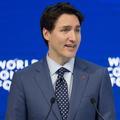 """Justin Trudeau à Davos : """"Lorsque les femmes s'expriment, il en va de notre responsabilité d'écouter"""""""