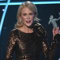 Vieillir à Hollywood, le discours poignant de Nicole Kidman aux SAG Awards