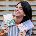 Rachel Vanier, 29 ans, à la tête de la communication de Station F et romancière