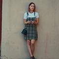 """Lady Bird"", une adolescente en route vers les Oscars"