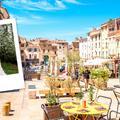 Aix-en-Provence dans les pas de Mélanie Doutey