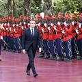 Rihanna et Emmanuel Macron, retrouvailles à Dakar