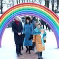 Stockholm, Oslo, bonnets à pompons et températures négatives : l'épopée de Kate et William en Scandinavie